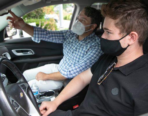 covid autoescuela permiso conducir